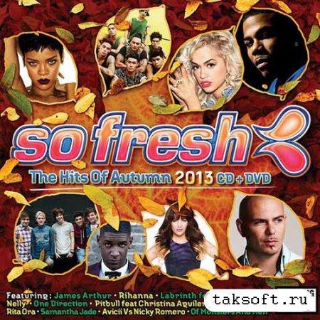 So Fresh The Hits Of Autumn 2013