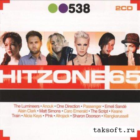 Radio 538: Hitzone 65 (2013)