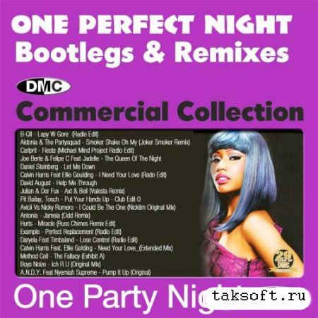 One Party Perfect Night - Promo (2013)