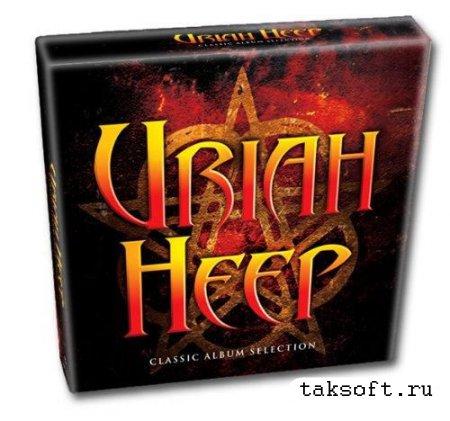 Uriah Heep - Classic Album Selection (2013)