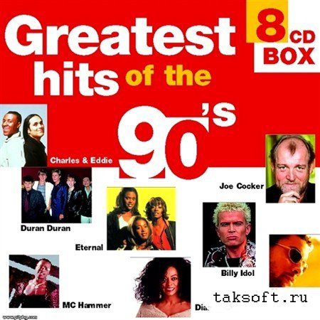 Greatest Hits Of The 90's (2004)