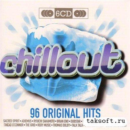 Chillout. 96 Original Hits (2010)