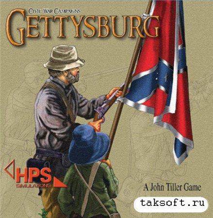 Gettysburg: Civil War Battles (2003/PC/RePack/RUS)