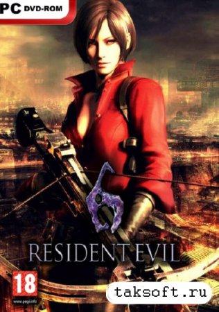 Resident Evil 6 v1.0.4.151 (2013/Rus/Eng/PC) Repack от R.G. Games