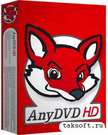 AnyDVD & AnyDVD HD 7.2.0.0 Final