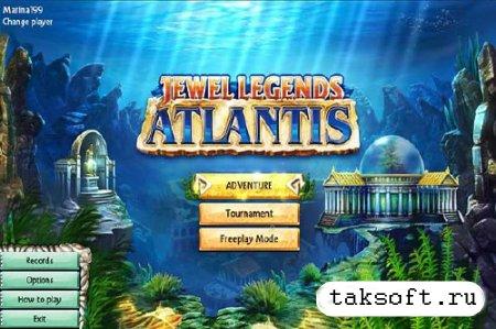 Jewel Legends. Atlantis (2013)
