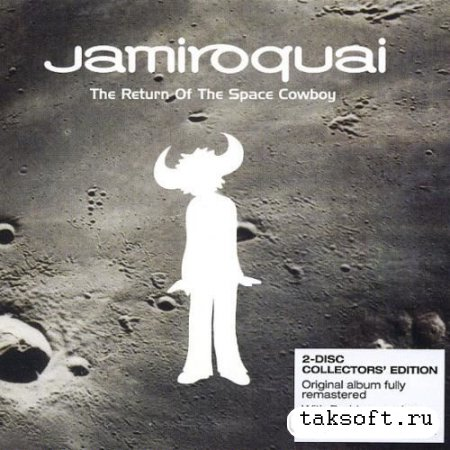 Jamiroquai - The Return Of The Space Cowboy (Deluxe Edition) (2013)